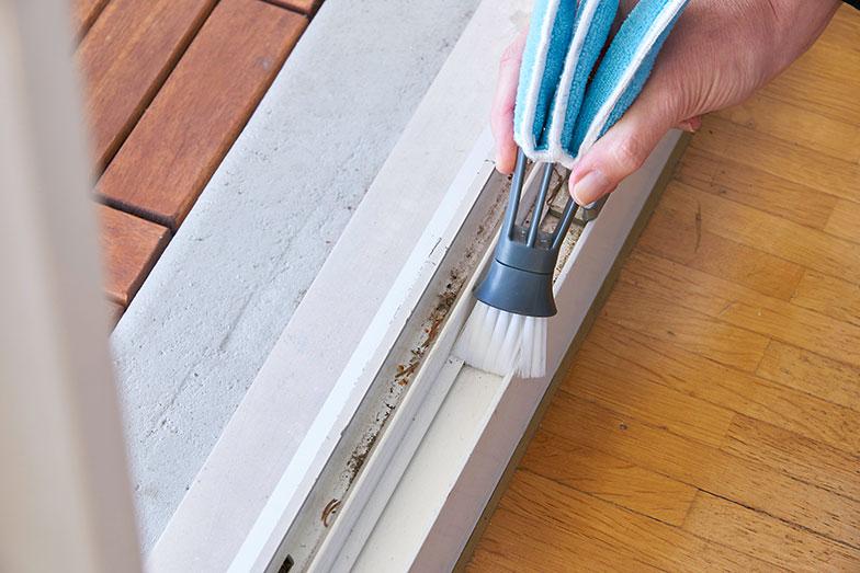 Relativ Fenster putzen: eine glasklare Sache | Betty Bossi BK82