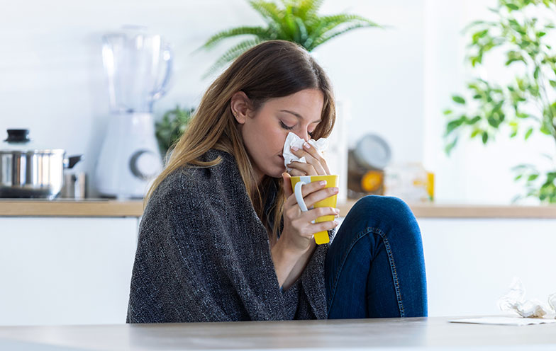 Grippe Hausmittel