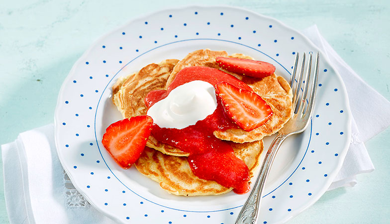 Rondement bons: pancakes, blinis & Cie