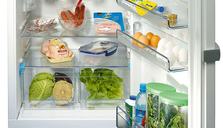 Favorit Cool: Im Kühlschrank hat alles seinen Platz | Betty Bossi RE99