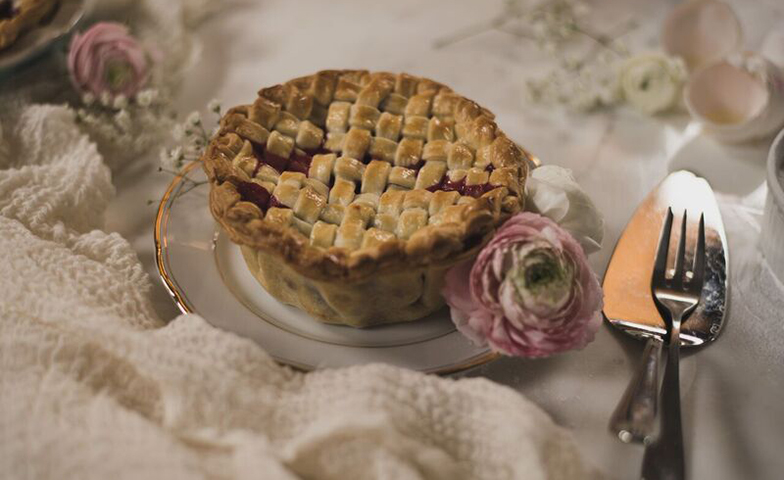 Pretty up your pie!