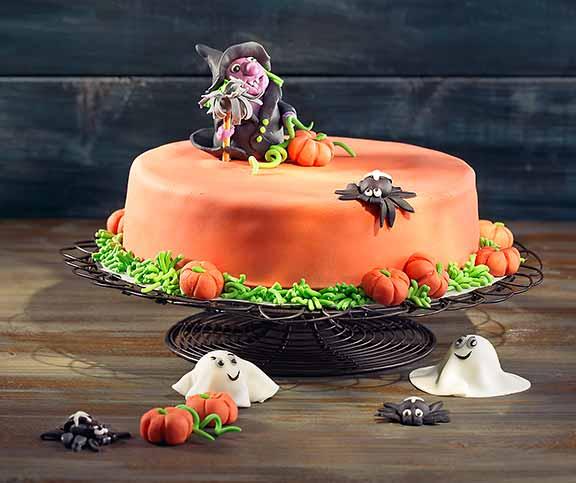 Halloween Torte Betty Bossi